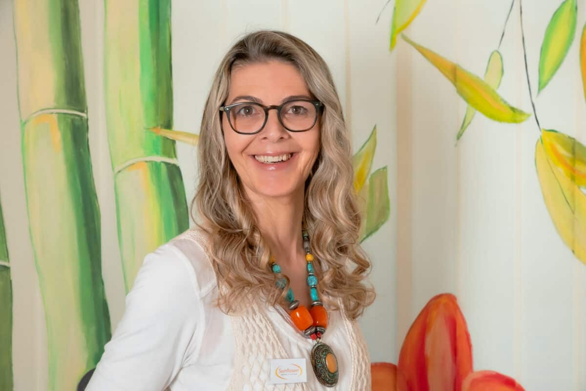 Beatrice Krähenbühl, Wellness- und Kosmetikstudio Sunflower, Brügg